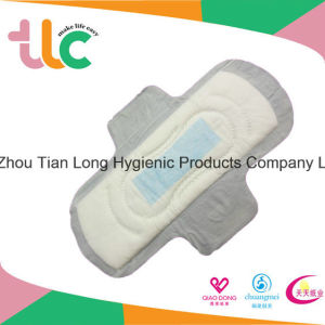 Hot Selling Female Disposable Cotton Sanitary Napkins in Bulk pictures & photos