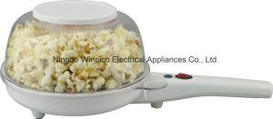 Multi-Function Crepe Maker, 3-in-1 Snacks Maker, Omelet Maker, Pancake Maker, Popcorn Maker pictures & photos