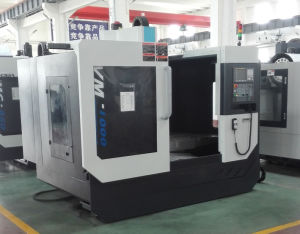 Vertical Machining Center (VMC1000) pictures & photos