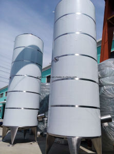 20000L Cooling Tank with Agitation pictures & photos