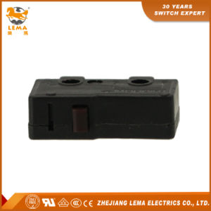 Lema 5A Black Straight PCB Quick Connect Terminal Kw12-0s Micro Switch pictures & photos