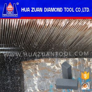 Marble Gang Saw Tips Diamond Segment for Sale pictures & photos