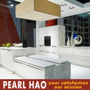 High Gloss Modern Lacquer Kitchen Cabinet Furniture pictures & photos