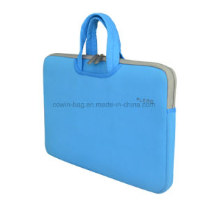 Waterproof and Shockproof Neoprene Laptop Sleeve with Handle pictures & photos