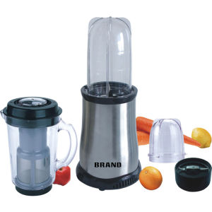 400watt Stainless Steel Housing and Blades Rocket Style Food Blender pictures & photos