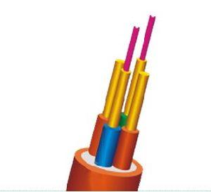 50/125 Fibre Optical Duplex Round Indoor Cable IV Ark pictures & photos