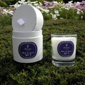 Mini Garden Scented 100% Soy Wax Cube Glass Candle with Box pictures & photos