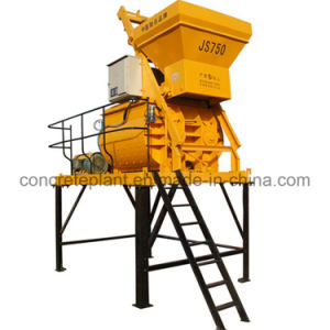 Horizontal Double Ribbon Concrete Mixer for Building Material Powder pictures & photos