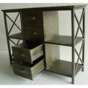 Antique Tin Metal Home Kitchen Metal Furniture pictures & photos