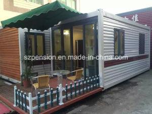 Low Price Customized Mobile Prefabricated/Prefab Villa for Holidays Llife pictures & photos