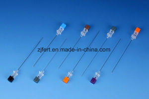 Spinal Needle Bevel Quincke pictures & photos