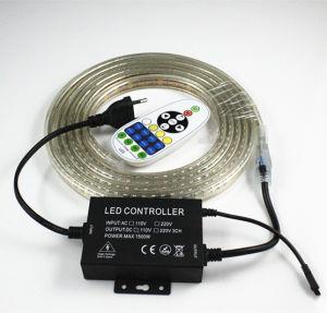 110V/230V 3000k 4000k 6000k Color Changing SMD5630 LED Strip pictures & photos