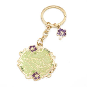 Top Quality Promotional Metal Keychain pictures & photos