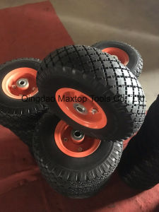 10X350-4 Maxtop Pneumatic Rubber Wheel pictures & photos