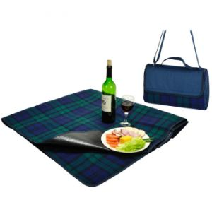Promotional Picnic Blanket/Outdoor Blanket for Waterproof Portable Beach Mat pictures & photos