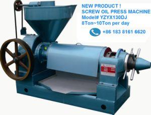 New Arrival Screw Oil Processing Machine Oil Expeller Machine pictures & photos