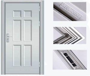 Classic Stainless Steel Door pictures & photos
