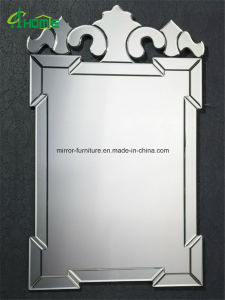 Fashion Crown Design Venetian Decorative Wall Mirror/Espelho Decorativo pictures & photos