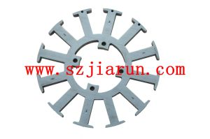Silicon Steel Lamination Motor Rotor Stator for Ceiling Fan pictures & photos