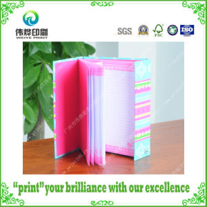 Bright Color Hard Cover Jotter Printing pictures & photos