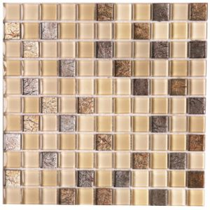 23X23 Glass Mosaic Tile for Floor and Wall pictures & photos