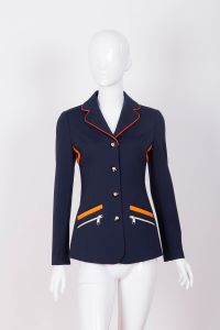 Horse Riding Equestrian Show Jacket for Lady (SMJ8008) pictures & photos
