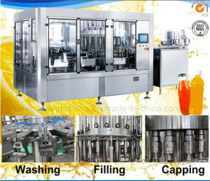 High Quality Automatic Juice Filling Packing Machine pictures & photos