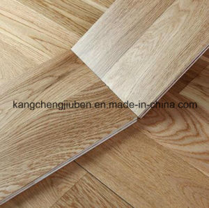 High Quality of The Oak Wood Parquet/Laminate Flooring pictures & photos