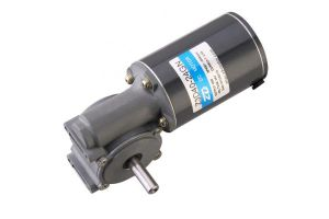 The Best Quality AC&DC Roller Door Motor with Safety Brake Motor for