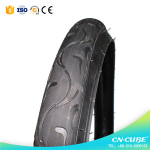 28*1 1/2 Natural Rubber High Quality Bike Tire pictures & photos