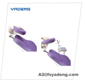 Built in Tissue Box Design Dental Chair pictures & photos
