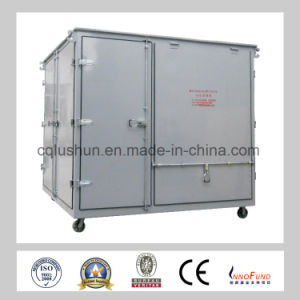 Vacuum Filtration Apparatus/ Vacuum Oil Purifier/ Restore Your Used Oil Completely (ZJA) pictures & photos