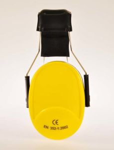 ABS Manufactured Hearing Protection Earmuff for Ear Protection pictures & photos