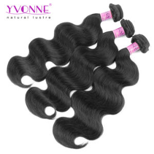 Raw Human Hair Extensions Virgin Indian Hair Weave pictures & photos