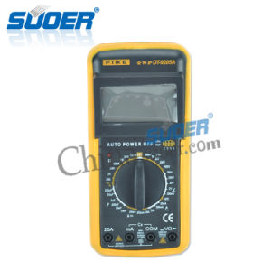 Multimeter (DT-9205A) pictures & photos