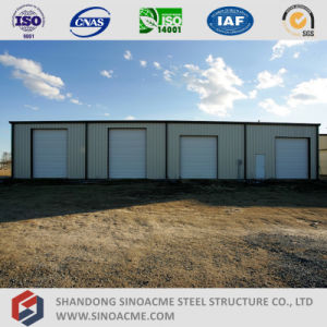 Prefabricated Steel Frame Warehouse Building pictures & photos
