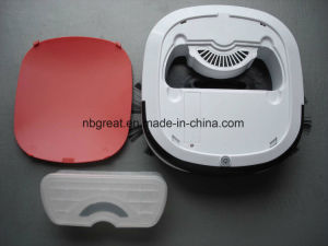 Automatic Intelligent Sweeping Robotic Vacuum Cleaner pictures & photos