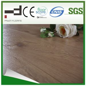12mm Oak Gold Eir Sparking Wax V Bevelled European Style Water Proof Laminate  Floor