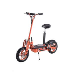 Cheap Brushless Motor 2 Wheel Mobility Electric Scooter (SZE500S-2) pictures & photos