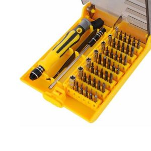 Professional 45 in 1 Magnetic Precision Screwdriver Set pictures & photos