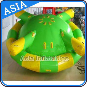 High Quality 0.9mm PVC Tarpaulin Inflatable Water Saturn, Aqua Rocker pictures & photos