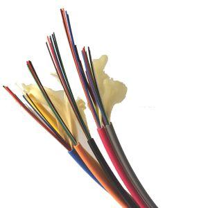72 Core Indoor Bundle Fiber Optical Cable pictures & photos