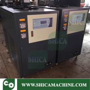 Screw Type Compressor Water and Air Cooling Cooled Refrigerator Water Chiller pictures & photos