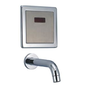 Concealed Automatic Urinal Flush Valve with Battery Supply (H-07A) pictures & photos