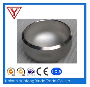 Stainless Steel Weld on Pipe Cap pictures & photos