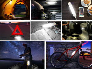 Camping LED Emergency Light Bar, LED Rechargeable Emergency Light with Ce RoHS pictures & photos