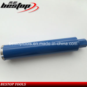 Laser Diamond Core Drill Bits for Drilling Reinfored Concrete pictures & photos