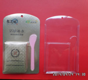 Custom plastic & paper box for lip stick (blisterpack) pictures & photos