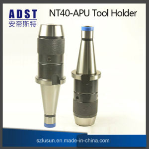 Good Price Nt-Apu Tool Holder Collet Chuck CNC Arbor pictures & photos