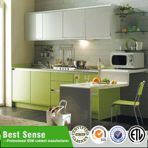 Best Selling Small Kitchen Simple Designs Kitchen Cabinet pictures & photos